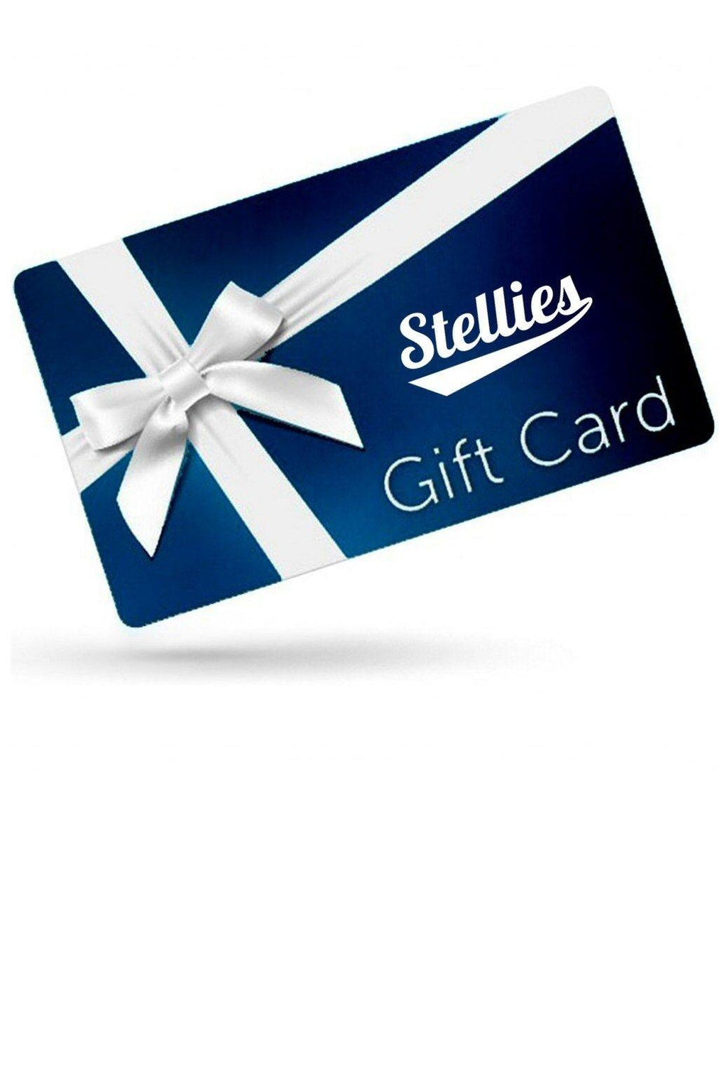 Stellies Gift Card