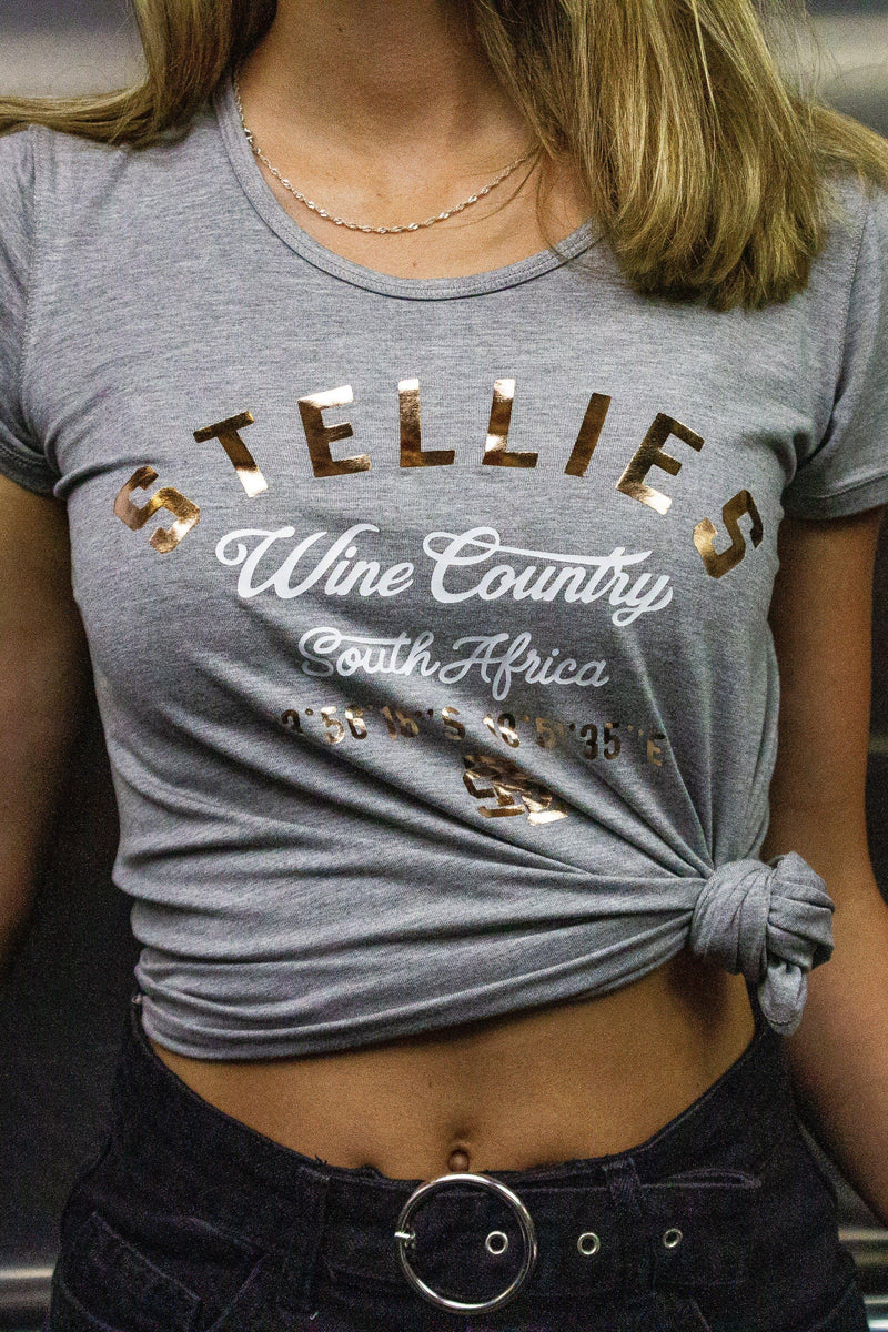 Wine Country Basic Tee - Stellies Authentic Clothing