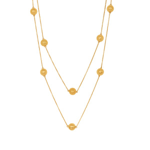 Sofia Necklace - Angelina Alvarez