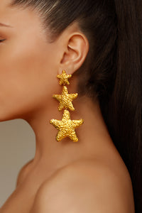 Asherah Earrings - Angelina Alvarez