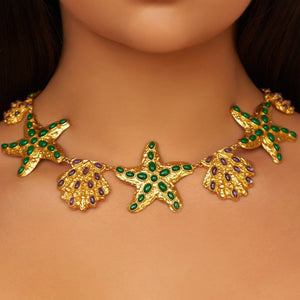 Deity Necklace - Angelina Alvarez
