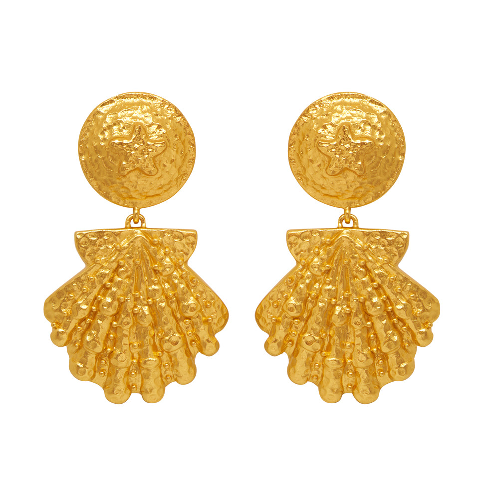 Riviera Earrings - Angelina Alvarez