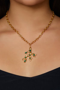 Triton Necklace - Angelina Alvarez