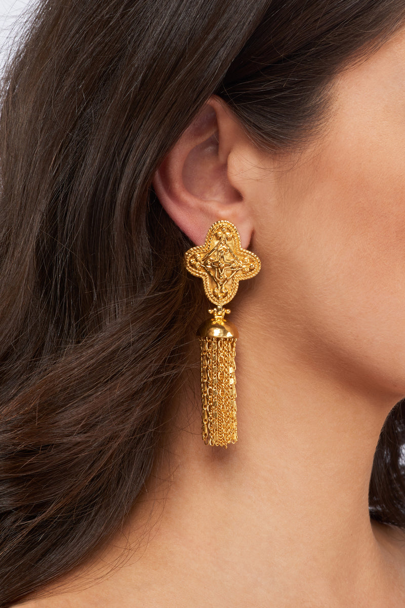 Adriana Earrings - Angelina Alvarez