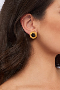 Adela Mini Earrings - Angelina Alvarez