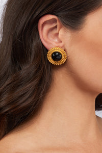 Adela Earrings - Silver - Pearl - Angelina Alvarez