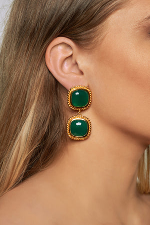Helena Earrings - Angelina Alvarez