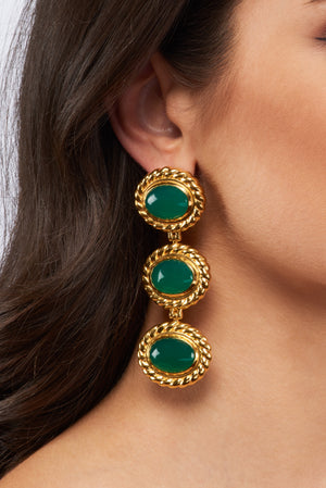 Alexandria Earrings - Angelina Alvarez