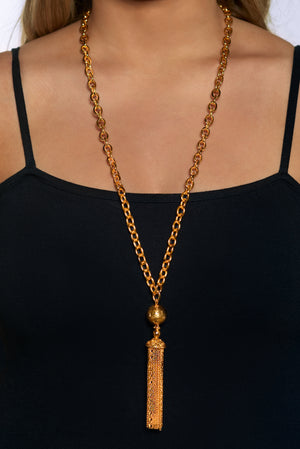 Battina Necklace - Angelina Alvarez