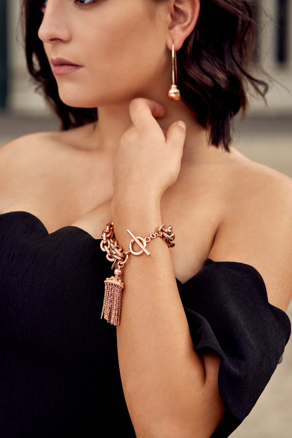 Battina Bracelet - Angelina Alvarez
