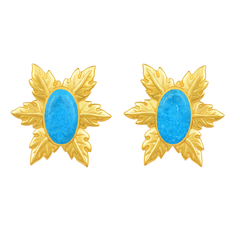 Florentina Mini Earrings - Angelina Alvarez