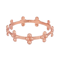 Alexa Bangle - Rose Gold - Angelina Alvarez