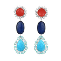 Seville Earrings - Angelina Alvarez