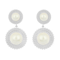 Adela Drop Earrings - Angelina Alvarez