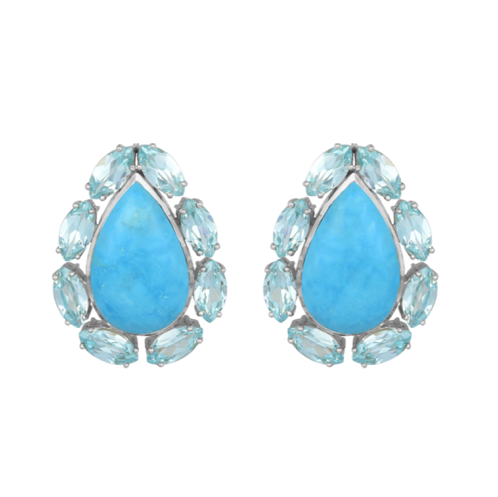 Seville III Earrings - Angelina Alvarez