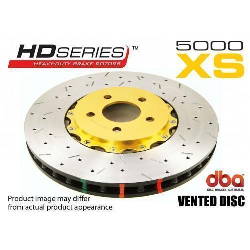 DBA 5000XS HD SERIES - FRONT ROTORS (SKYLINE GTR R32-34)-Automotive Shed