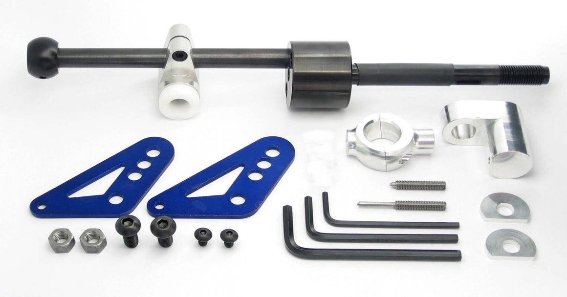 GFB SHORT SHIFT BASIC KIT - 6 SPEED (STI 08-16)-Automotive Shed