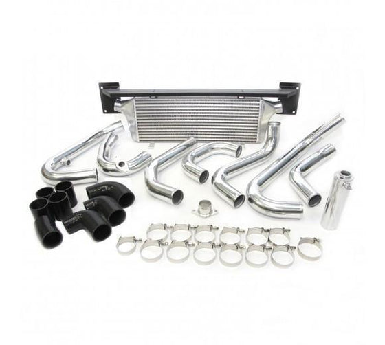 Hyperflow FRONT MOUNT INTERCOOLER & PIPING KIT (WRX/STI 08-14)-Automotive Shed