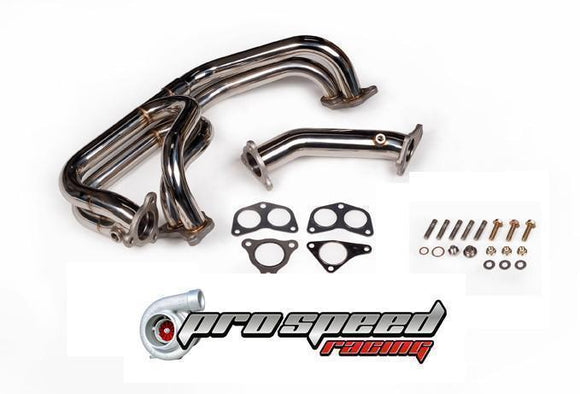PSR RACING EQUAL LENGTH EXHAUST MANIFOLD/HEADERS SUBARU WRX 94-14/STI 94-17/FORESTER 97-13/LIBERTY 04-09-Automotive Shed