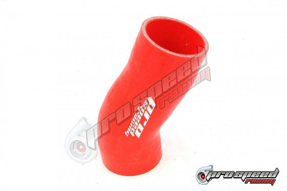 "PSR SILICONE SHORT ""SFB"" PIECE SUIT SUBARU WRX STI 01-07 RED-Automotive Shed"