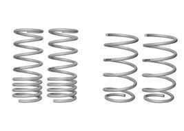Whiteline F&R Coil Springs - lowered WSK-SUB006-Automotive Shed