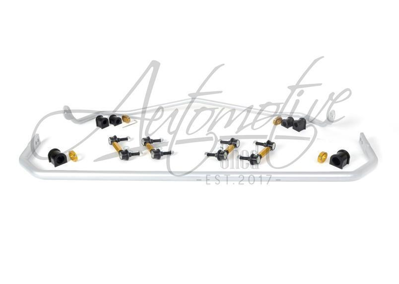 Whiteline F&R Sway bar - vehicle kit BMK006-Automotive Shed
