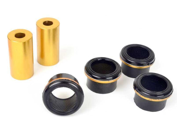 Whiteline Front Control arm - lower inner rear bushing W0509-Automotive Shed