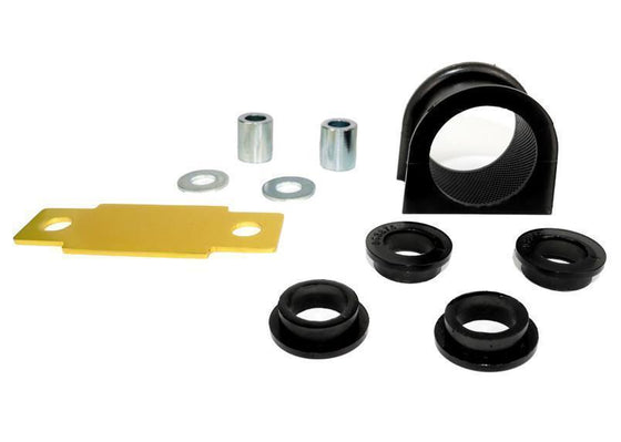 Whiteline Front Steering - bump steer correction kit KCA387-Automotive Shed