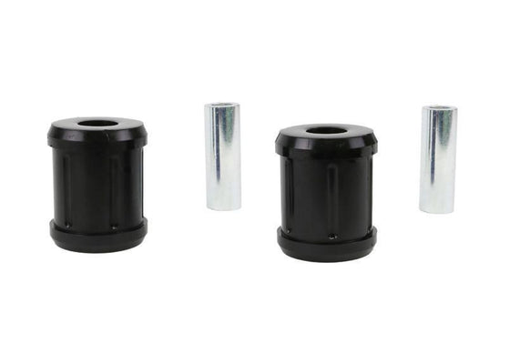 Whiteline Rear Trailing arm - lower front bushing W0594-Automotive Shed