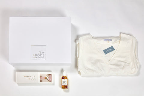 Maid Of Honour Gift Set - Cloud White