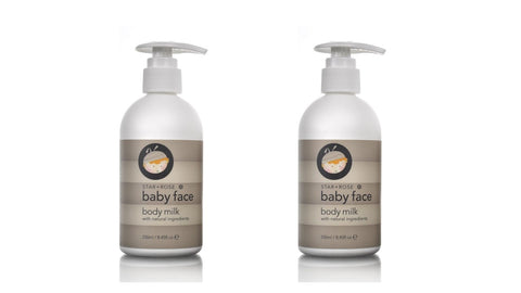 Baby face - Set of 2 bath products