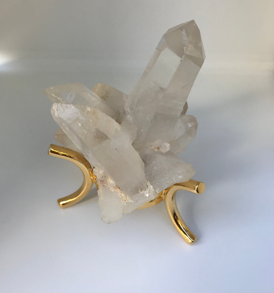 Clear Quartz Crystal NO. 1