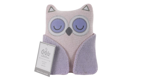Cocalo - Knitted Owl Plush Toy (Add On)