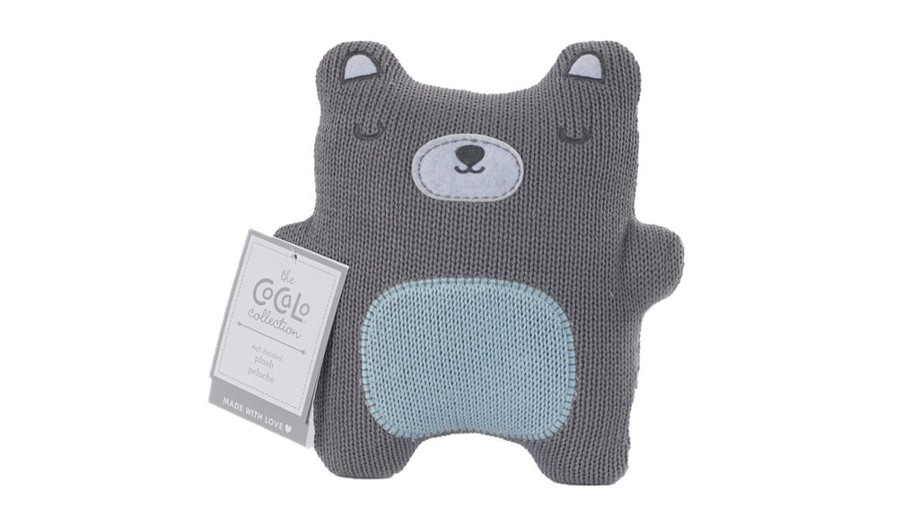 Cocalo - Knitted Teddy Plush Toy