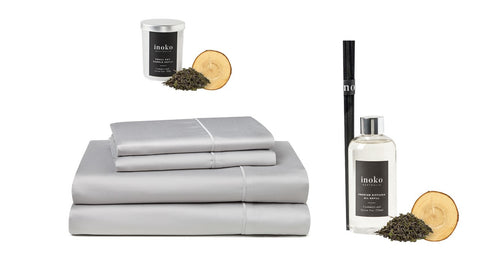 Luxurious Nights Sleep - Perla Grey