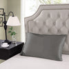 Mulberry Silk Twin Set Pillowcase - Charcoal