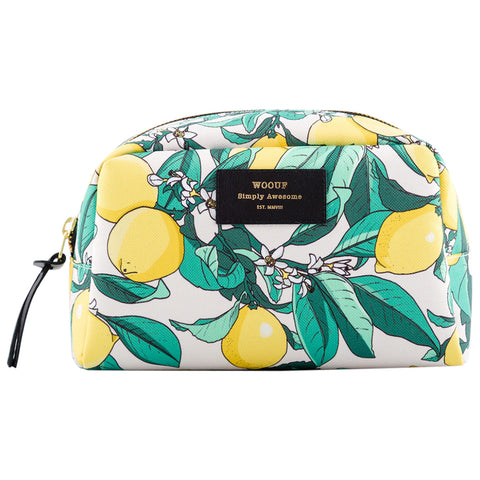 Woouf Lemon Beauty Case
