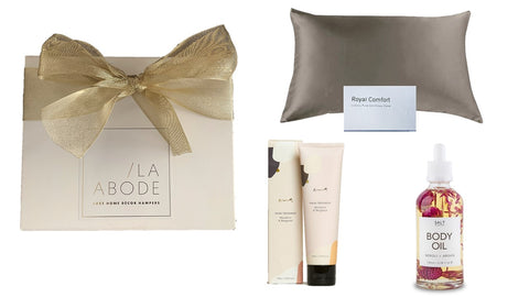 Limited Edition Christmas Hamper - (2 colours available)
