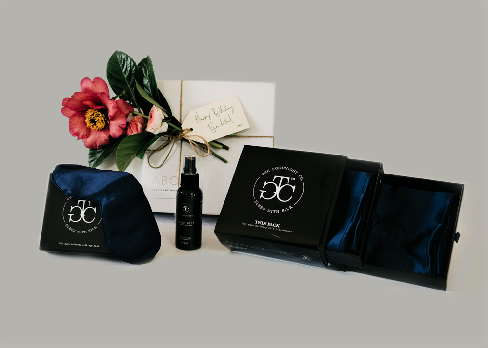 A Luxurious Nights Sleep Gift Set