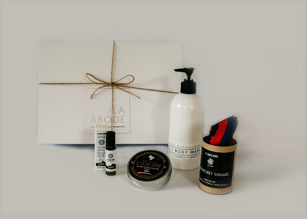 The Luxurious Man Gift Set