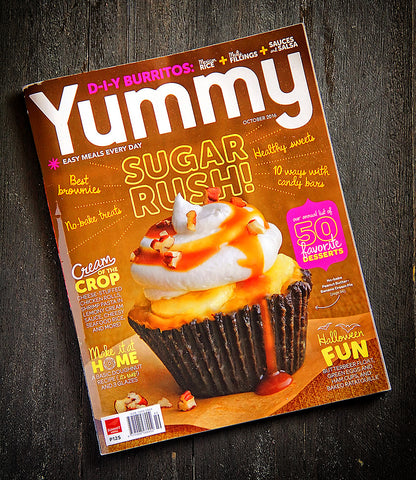 Yummy October 2016 - Sugar Rush