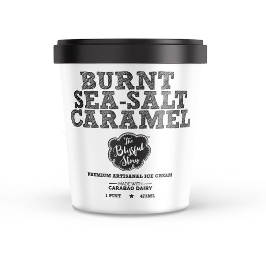 Burnt Sea-Salt Caramel