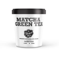 Matcha Green Tea Pint
