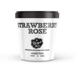 Strawberry Rose Pint