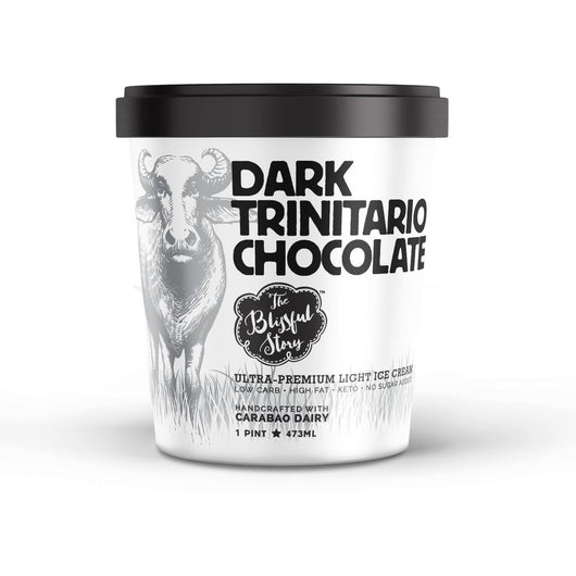 Dark Trinitario Chocolate - Sugar-Free