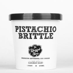 Pistachio Brittle Pint