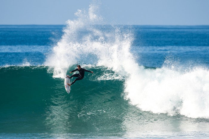 Jordy Smith Flexin' it