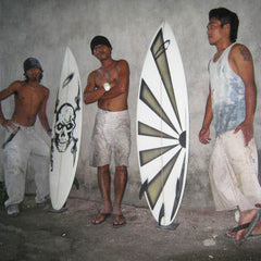 Barron Surfboard Indonesia