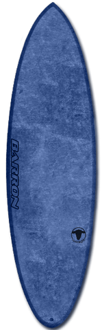 Barron Hog Woolight Navy - Barron Surfboards