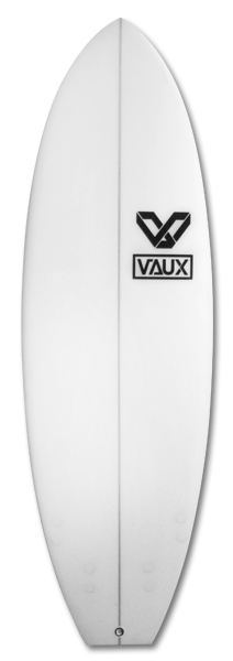 Vaux Fanga Surfboard - Barron Surfboards